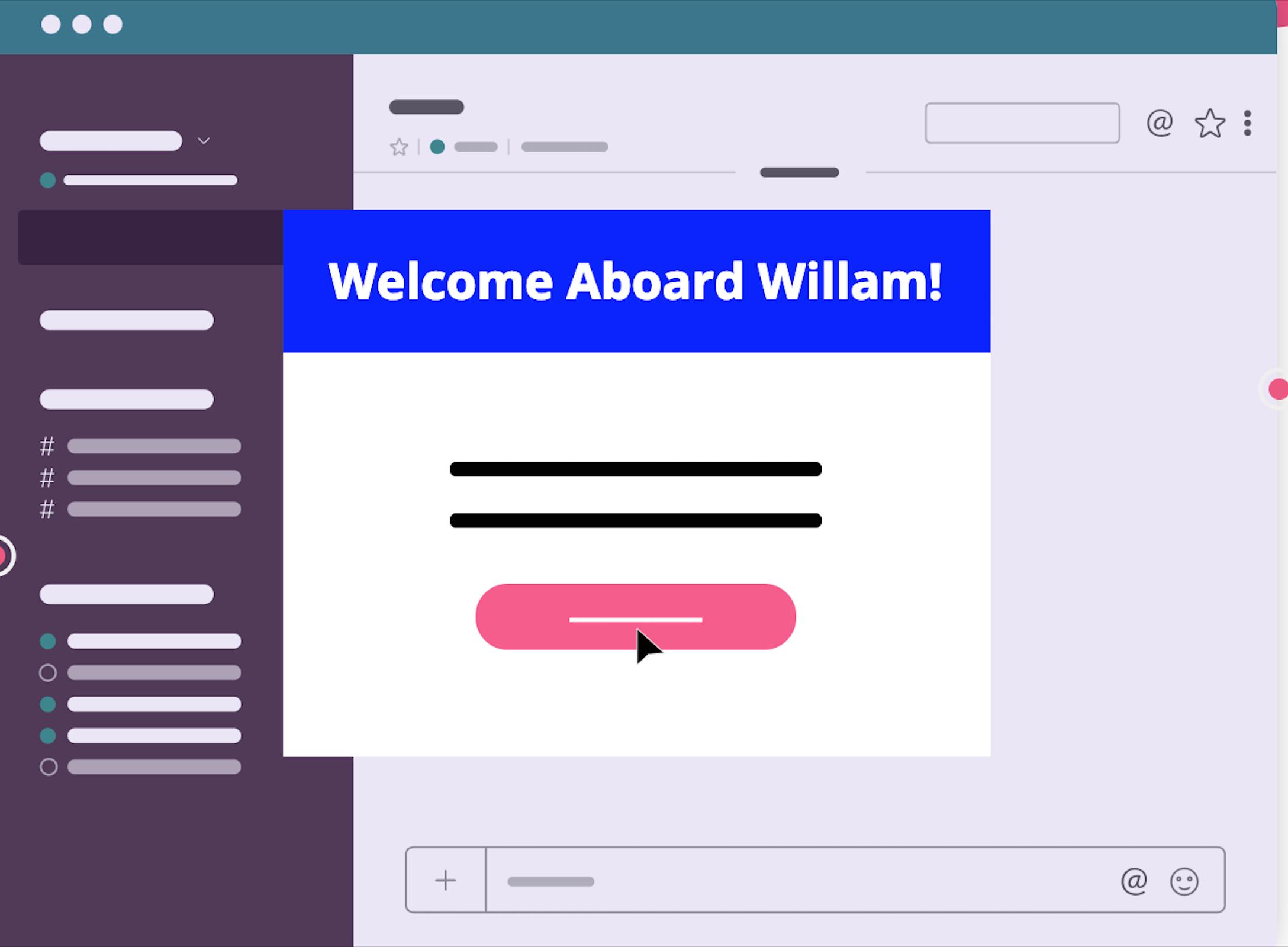 User Onboarding tools