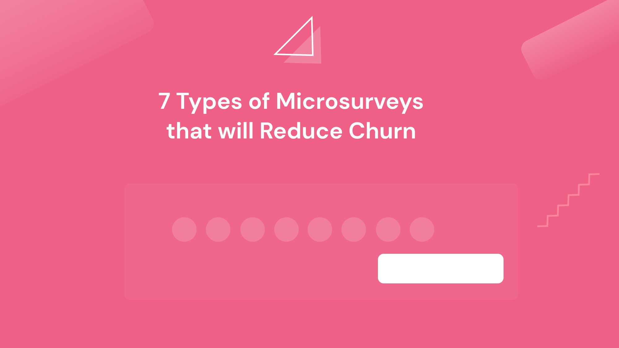 microsurveys reduce churn