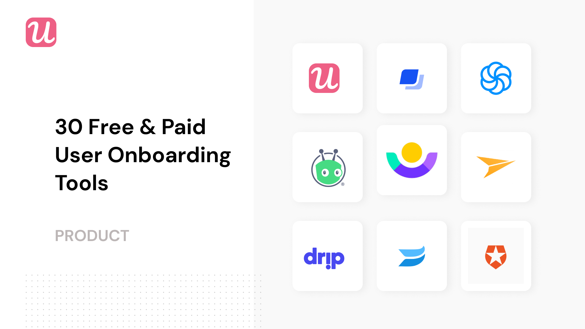 free and paid user onboarding tools