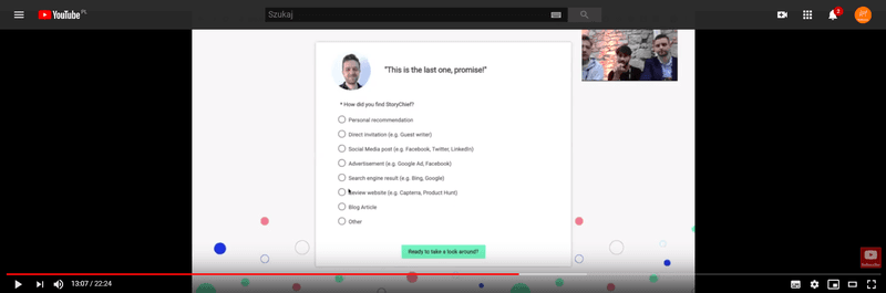 onboarding ux storychief