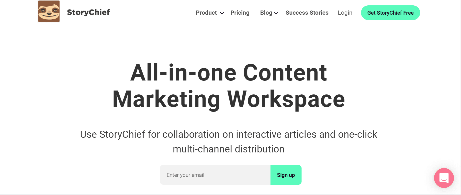 StoryChief Onboarding Teardown - (removing) the complexity out of simplicity