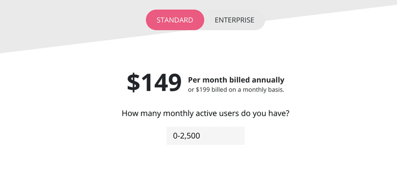 userpilot pricing strategy