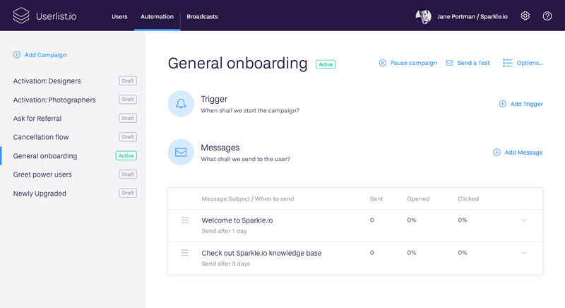 customer onboarding software userlist