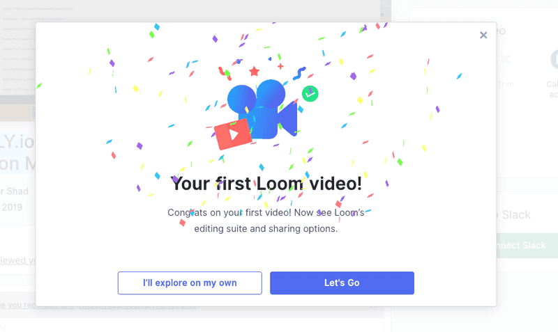 loom product experience