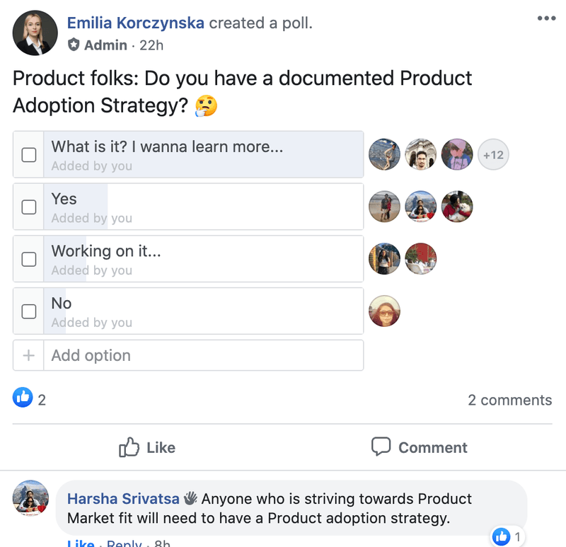 Product Adoption Strategy Userpilot